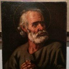 Arte: SAN PEDRO EN LÁGRIMAS. FRANCISCO COLLANTES? (1599-1656). Lote 243588060