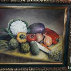 Arte: ÓLEO FIRMADO PETRI. Lote 243849330