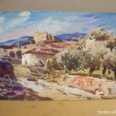 Arte: VILA CAÑELLAS - OLEO. Lote 244004970