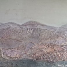 Arte: VICTOR CHINER. 1967 PRECIOSO PAISAJE. Lote 244182945