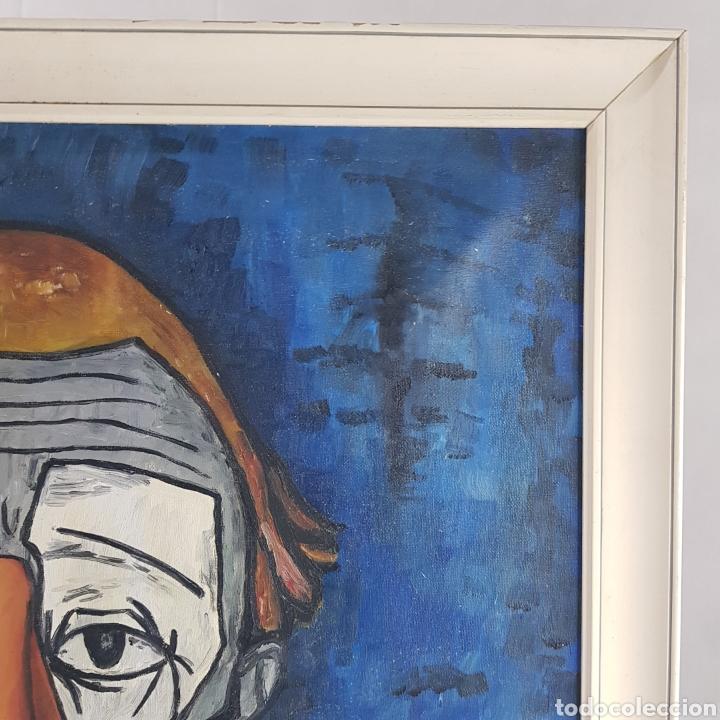 "Arte: ""Payaso"" Seguidor de Bernard Buffet 1958 - Foto 13 - 244196230"