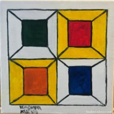 Arte: CUBE DIAMOND (2021). Lote 244202870