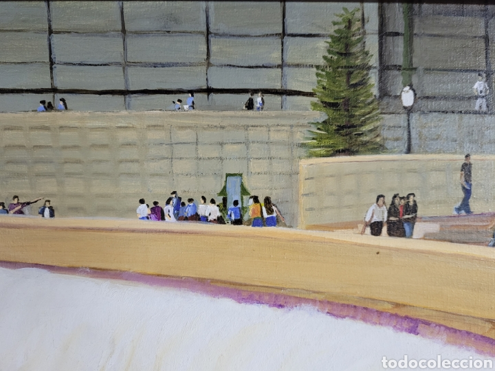 Arte: Cascadas del Palau Sant Jordi por Bon 1992 - Foto 15 - 244526815
