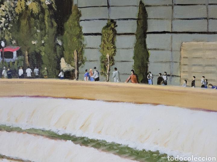 Arte: Cascadas del Palau Sant Jordi por Bon 1992 - Foto 17 - 244526815
