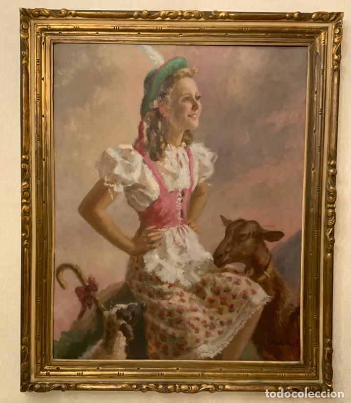 PINTURA AL ÓLEO PEDRO BATALLA (Arte - Pintura - Pintura al Óleo Contemporánea )