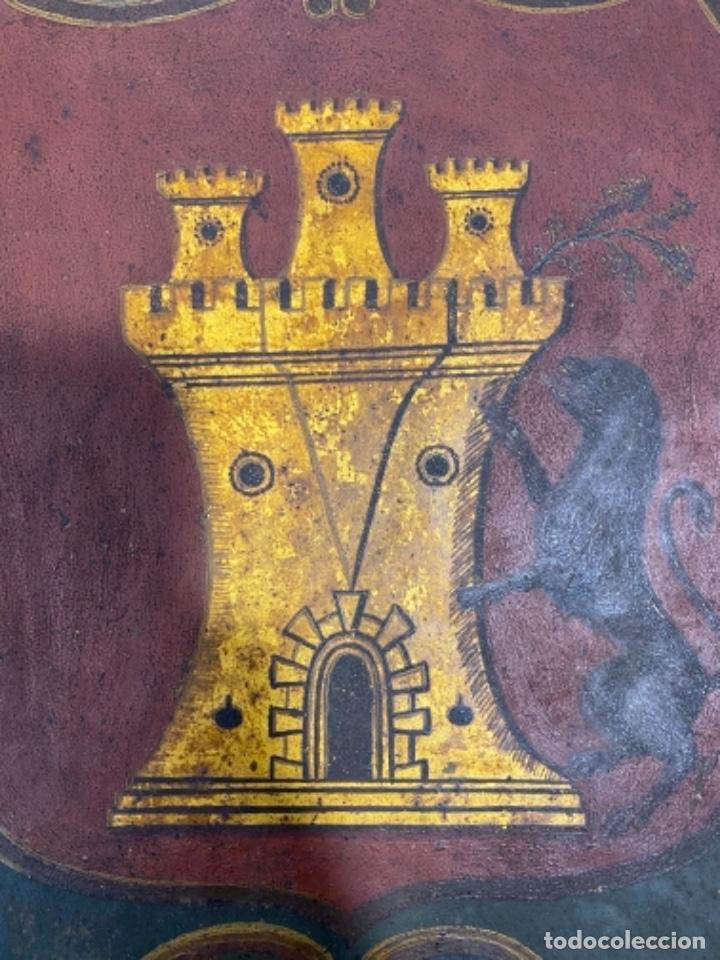 Arte: Escudo heraldico herraiz de la herran - Foto 3 - 244971010
