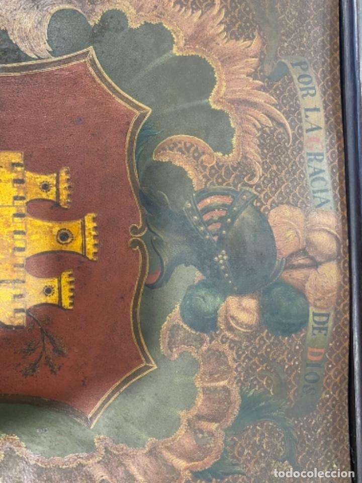 Arte: Escudo heraldico herraiz de la herran - Foto 4 - 244971010
