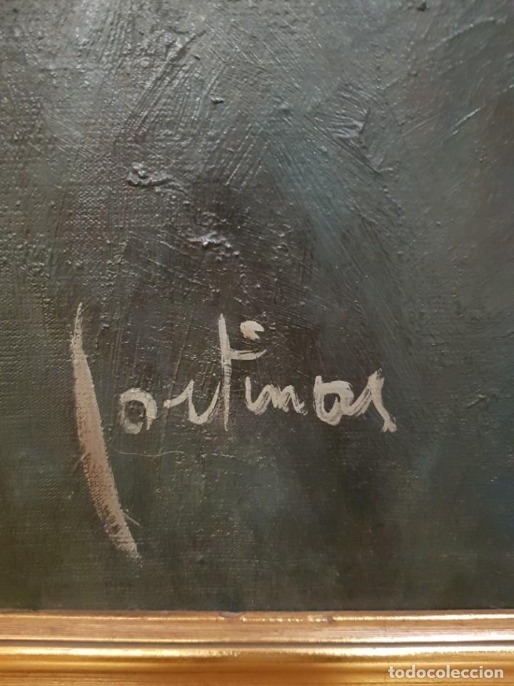 Arte: Cuadro Retraro firmado por Cortinas - Foto 4 - 207104246