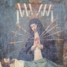 Arte: OLE SOBRE LIENZO S. XVIII ESPECTACULAR CALIDAD. Lote 245610240