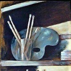 Arte: ALACENA DEL PINTOR MARIA TERESA VIÑALS 1958. Lote 246252615