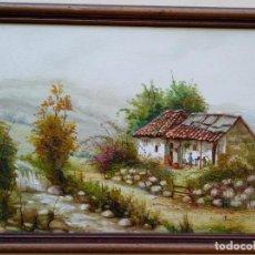 Arte: ÓLEO S/LIENZO DE JOSEFA PINTO -CHEMY-. DIM.- 78.25X58,25 CMS.. Lote 246338635