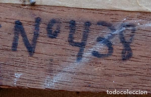 Arte: ÓLEO S/LIENZO DE JOSEFA PINTO -CHEMY-. DIM.- 78.25X58,25 CMS. - Foto 13 - 246338635