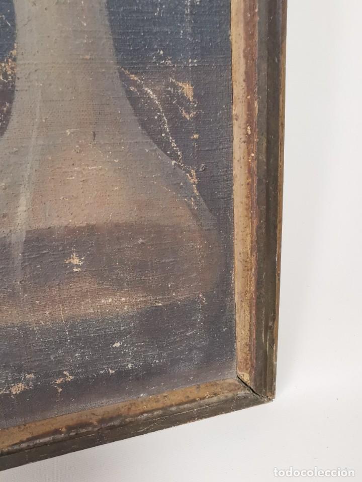 Arte: OLEO NATURALEZA MUERTA-BODEGON-CAZA-PESCA -SIGLO XVIII-CATALUÑA-- --REF-MO - Foto 9 - 248017635