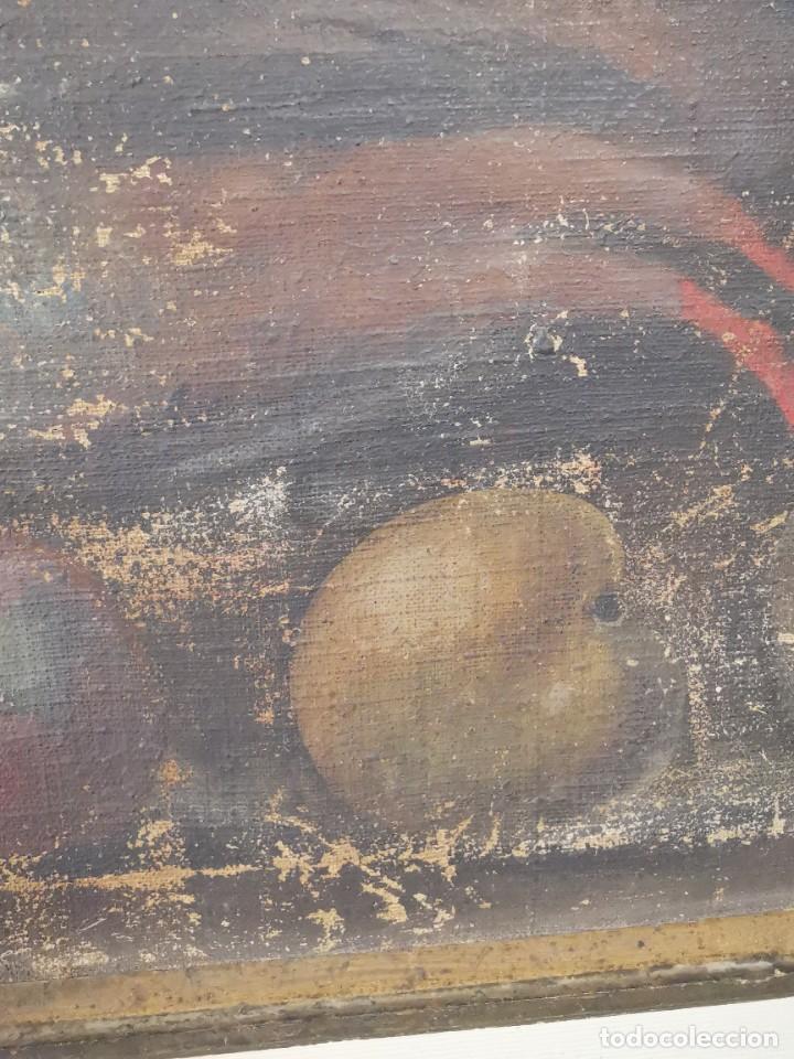 Arte: OLEO NATURALEZA MUERTA-BODEGON-CAZA-PESCA -SIGLO XVIII-CATALUÑA-- --REF-MO - Foto 11 - 248017635