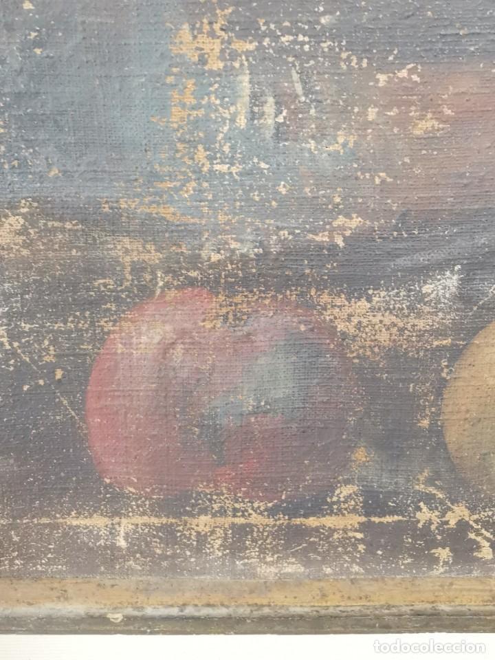 Arte: OLEO NATURALEZA MUERTA-BODEGON-CAZA-PESCA -SIGLO XVIII-CATALUÑA-- --REF-MO - Foto 12 - 248017635