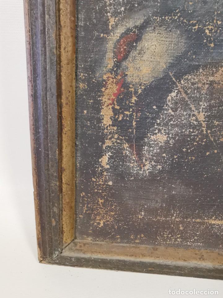 Arte: OLEO NATURALEZA MUERTA-BODEGON-CAZA-PESCA -SIGLO XVIII-CATALUÑA-- --REF-MO - Foto 15 - 248017635