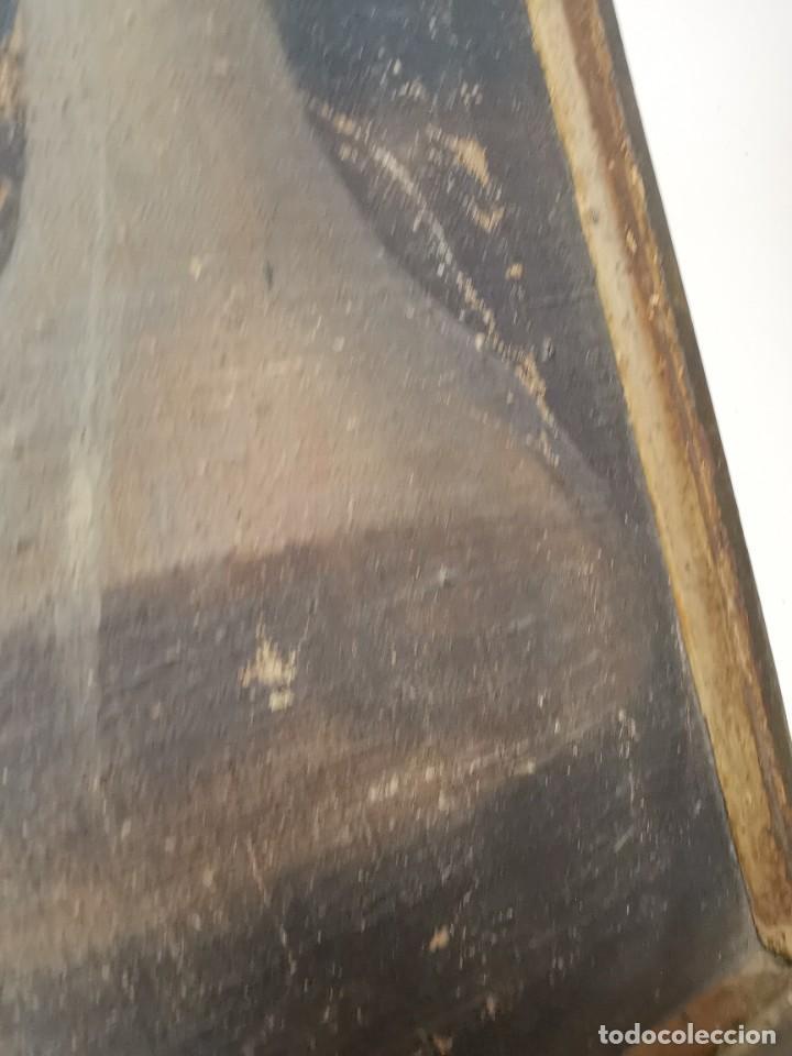 Arte: OLEO NATURALEZA MUERTA-BODEGON-CAZA-PESCA -SIGLO XVIII-CATALUÑA-- --REF-MO - Foto 19 - 248017635