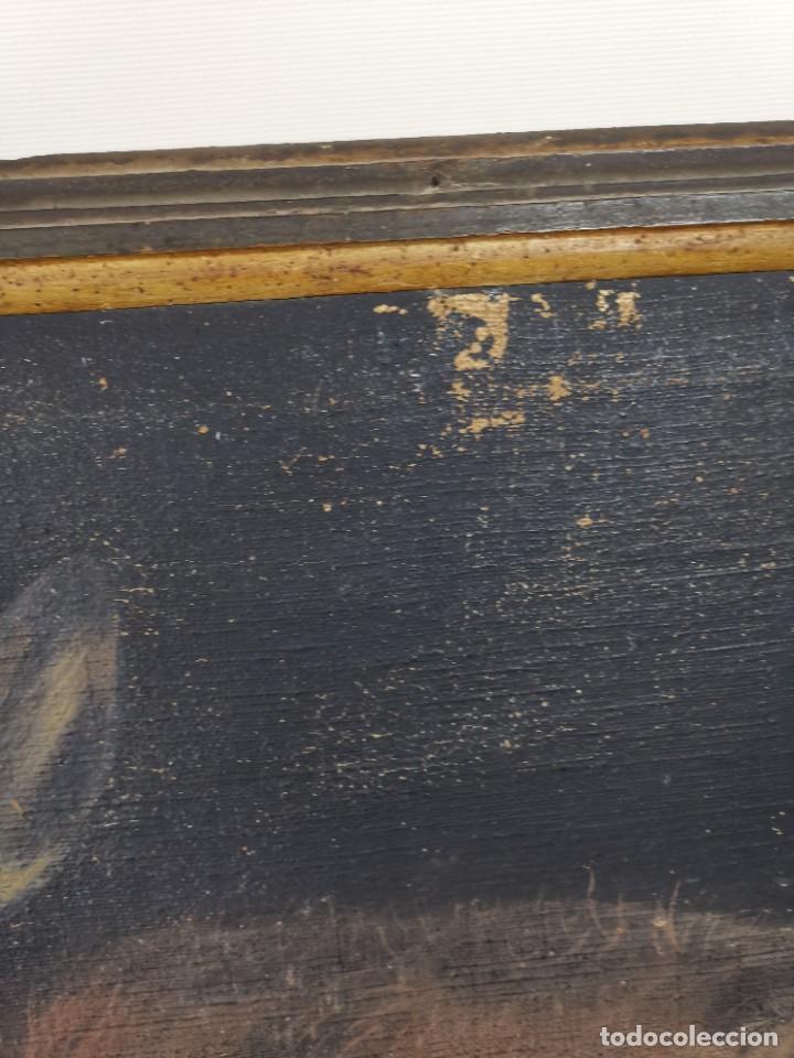 Arte: OLEO NATURALEZA MUERTA-BODEGON-CAZA-PESCA -SIGLO XVIII-CATALUÑA-- --REF-MO - Foto 6 - 248018070