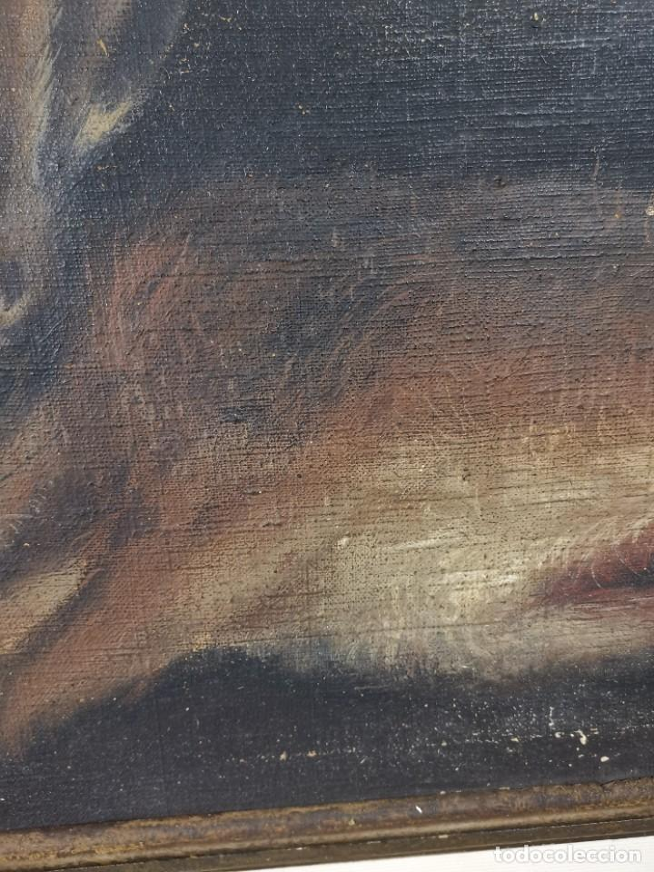 Arte: OLEO NATURALEZA MUERTA-BODEGON-CAZA-PESCA -SIGLO XVIII-CATALUÑA-- --REF-MO - Foto 12 - 248018070