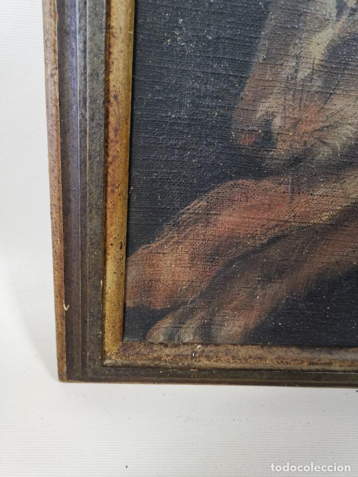 Arte: OLEO NATURALEZA MUERTA-BODEGON-CAZA-PESCA -SIGLO XVIII-CATALUÑA-- --REF-MO - Foto 16 - 248018070