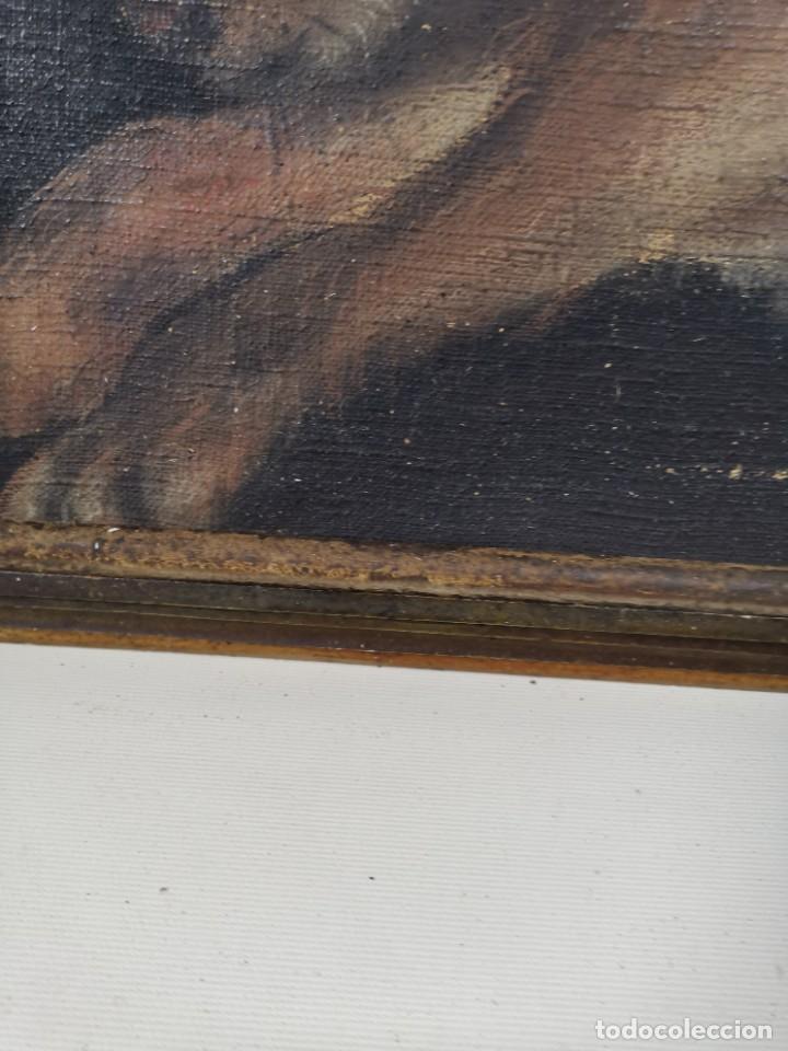 Arte: OLEO NATURALEZA MUERTA-BODEGON-CAZA-PESCA -SIGLO XVIII-CATALUÑA-- --REF-MO - Foto 17 - 248018070