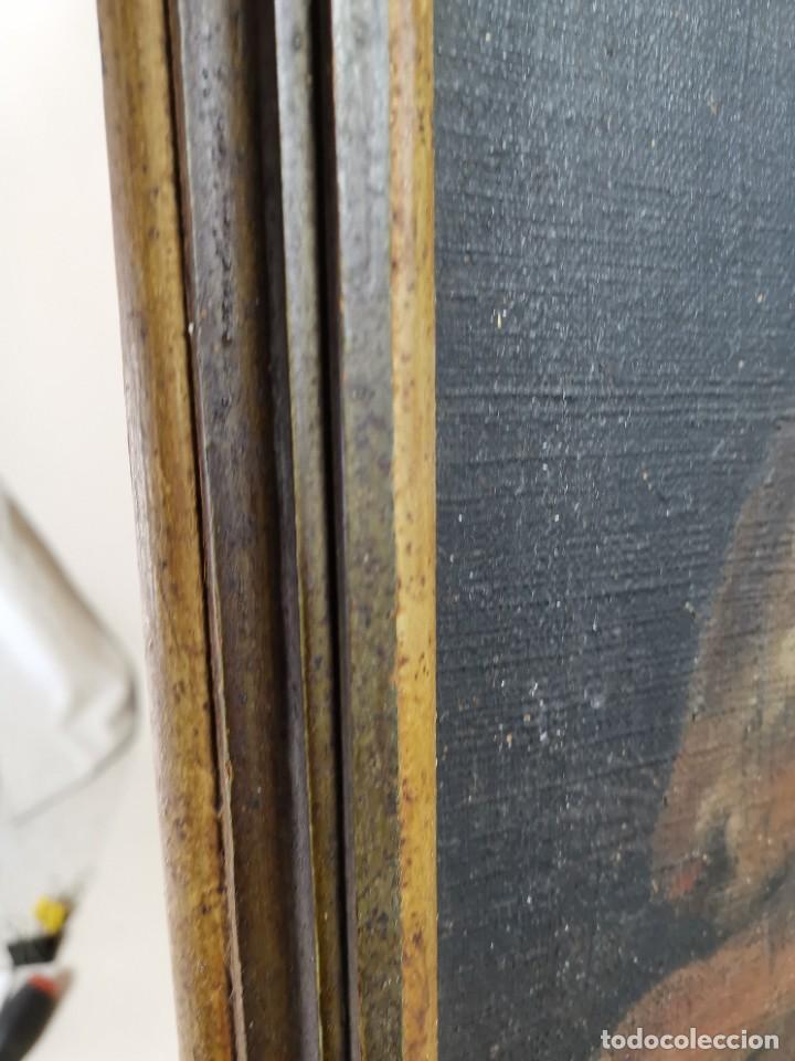 Arte: OLEO NATURALEZA MUERTA-BODEGON-CAZA-PESCA -SIGLO XVIII-CATALUÑA-- --REF-MO - Foto 23 - 248018070