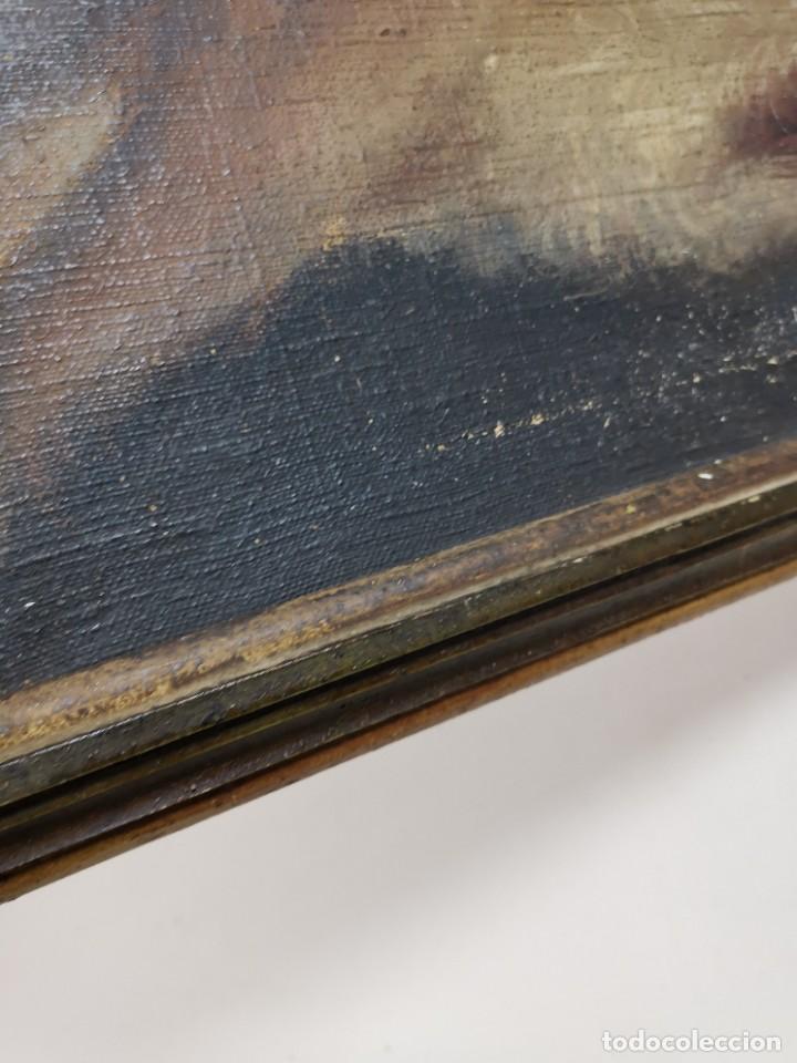 Arte: OLEO NATURALEZA MUERTA-BODEGON-CAZA-PESCA -SIGLO XVIII-CATALUÑA-- --REF-MO - Foto 25 - 248018070