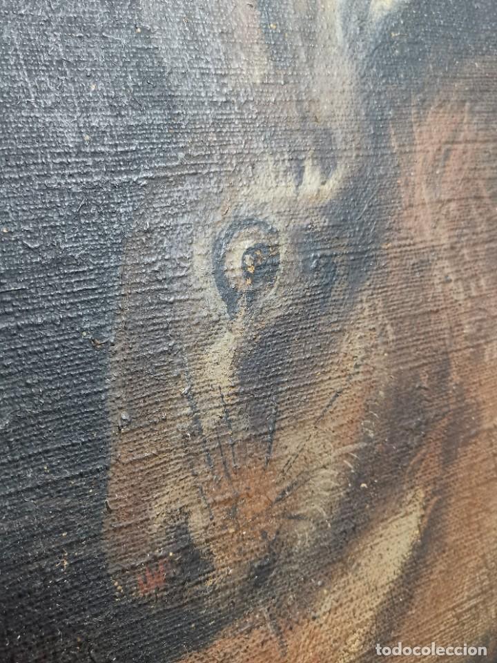 Arte: OLEO NATURALEZA MUERTA-BODEGON-CAZA-PESCA -SIGLO XVIII-CATALUÑA-- --REF-MO - Foto 26 - 248018070