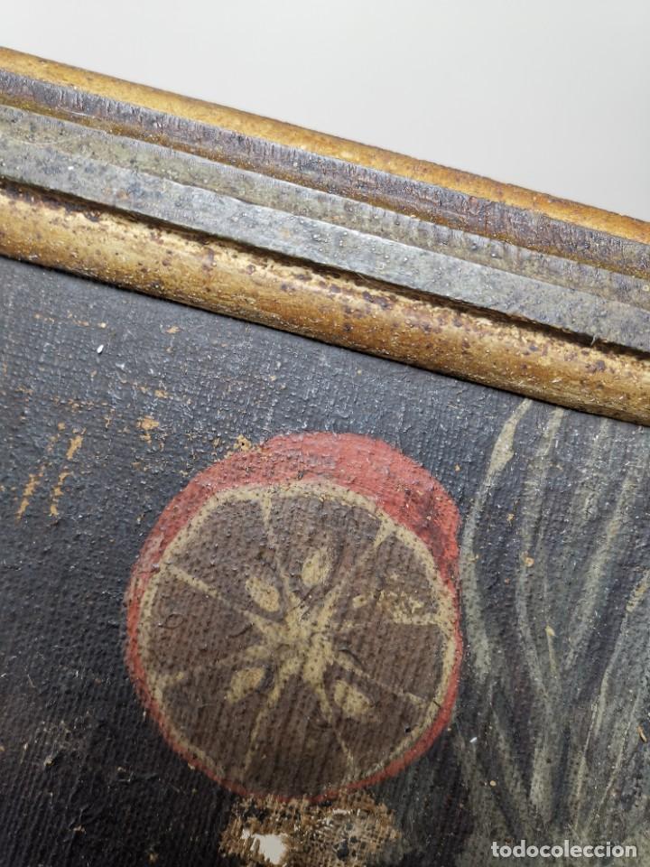 Arte: OLEO NATURALEZA MUERTA-BODEGON-CAZA-PESCA -SIGLO XVIII-CATALUÑA-- --REF-MO - Foto 26 - 248018340