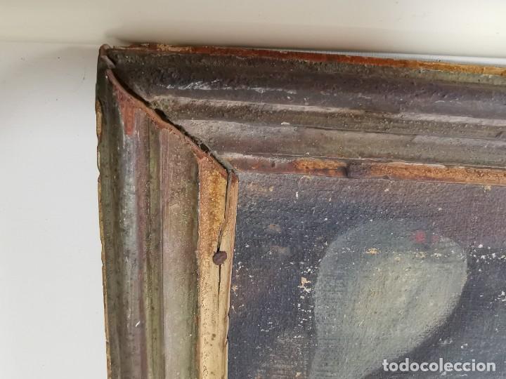 Arte: OLEO NATURALEZA MUERTA-BODEGON-CAZA-PESCA -SIGLO XVIII-CATALUÑA-- --REF-MO - Foto 7 - 248018720