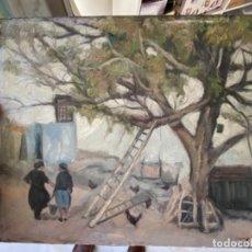 Arte: EMILIO SANCHEZ GOITIA, OLEO SOBRE TABLEX. Lote 249246035