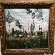 Arte: PAISAJE POR IGNASI MALLOL (1892-1940). Lote 250155125