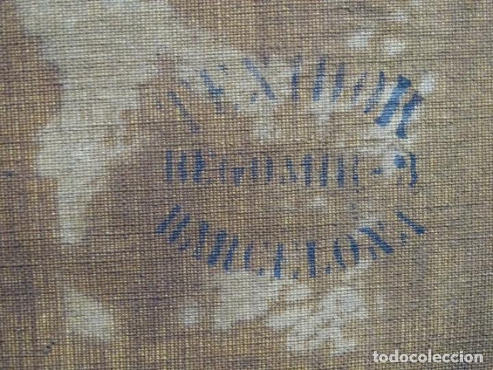 Arte: GRAN ÓLEO SOBRE TELA DEL AÑO 1886 FIRMADO MORU. ESCUELA CATALANA DE GRAN CALIDAD. - Foto 33 - 252703140