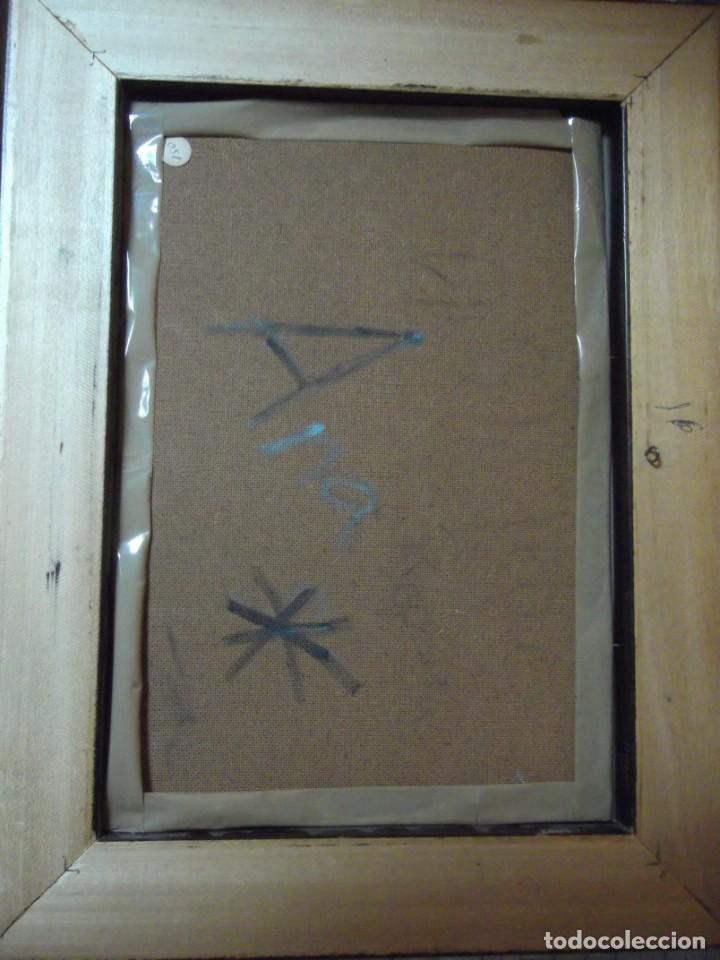 Arte: Magnifica obra marítima técnica oleo año 87 , firmada de 36 x 46 de ancho - Foto 5 - 253223905
