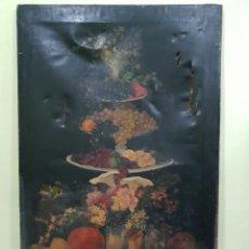Arte: OLEO SOBRE LIENZO FIRMADO Y FECHADO EN 1886 . 115 × 71 CM. Lote 253338025