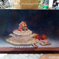 Arte: OLEO GRANDE PINTADO SOPERA. Lote 253347885