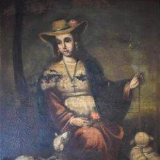 Arte: DIVINA PASTORA S. XVIII. Lote 253476630