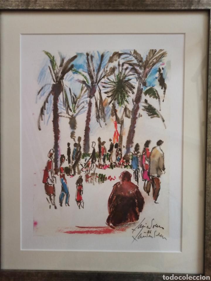 PINTURA AL ÓLEO JAVIER SOLER (Arte - Pintura - Pintura al Óleo Contemporánea )