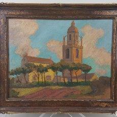 Arte: LUDWIK CYLKOW (FRANCÉS LOUIS CYLKOW, NACIDO EN 1877 EN VARSOVIA, 1934 EN NANTES). Lote 253865045