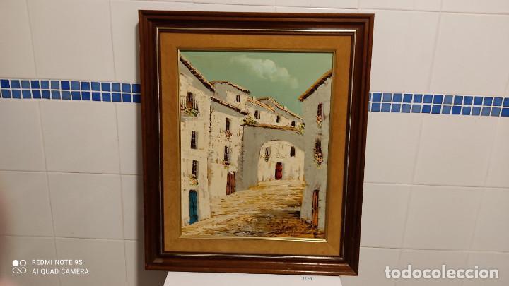 CUADRO PINTURA AL OLEO (Arte - Pintura - Pintura al Óleo Moderna siglo XIX)