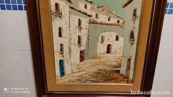 Arte: cuadro pintura al oleo - Foto 2 - 253897265