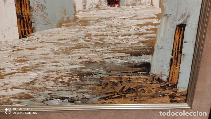 Arte: cuadro pintura al oleo - Foto 3 - 253897265