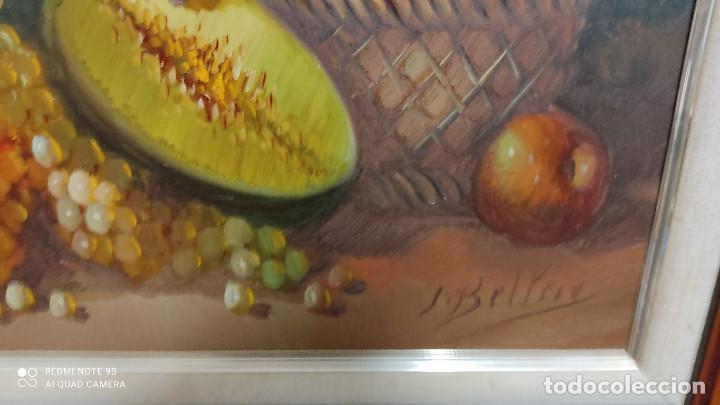 Arte: pintura al oleo bodegon - Foto 4 - 253897440
