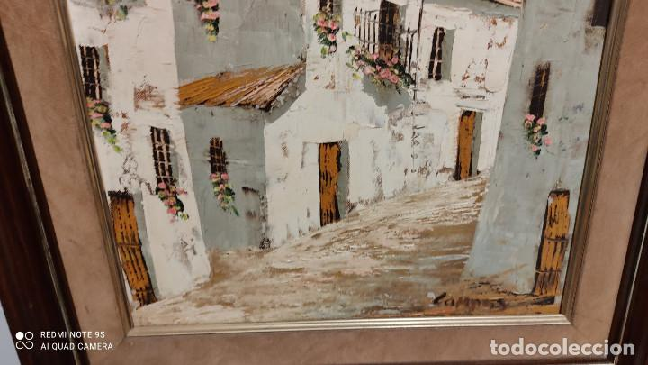 Arte: pintura oleo con autor - Foto 2 - 253897555