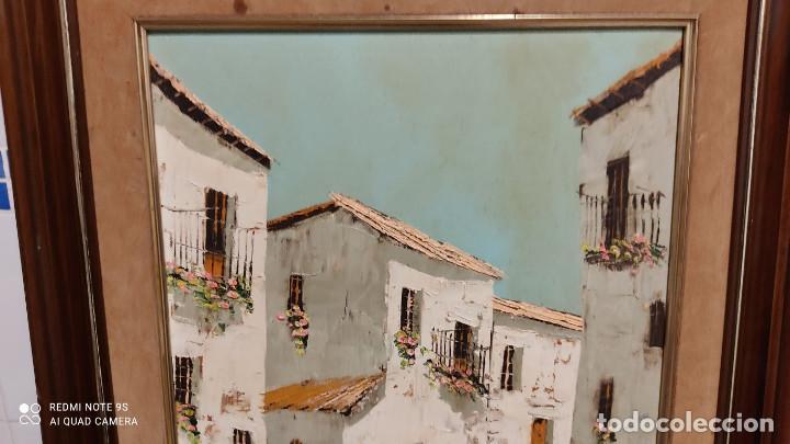 Arte: pintura oleo con autor - Foto 3 - 253897555