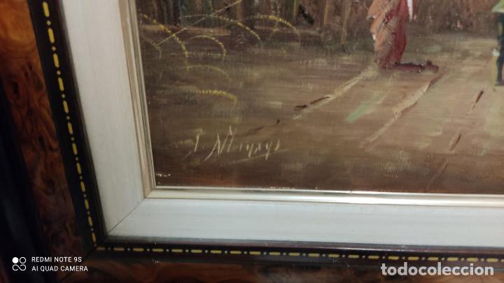 Arte: pintura oleo con autor - Foto 4 - 253897720