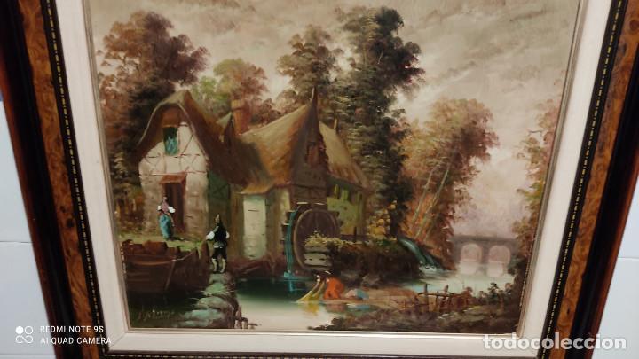 Arte: cuadro pintura al oleo - Foto 2 - 253897865