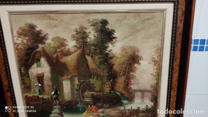 Arte: cuadro pintura al oleo - Foto 4 - 253897865