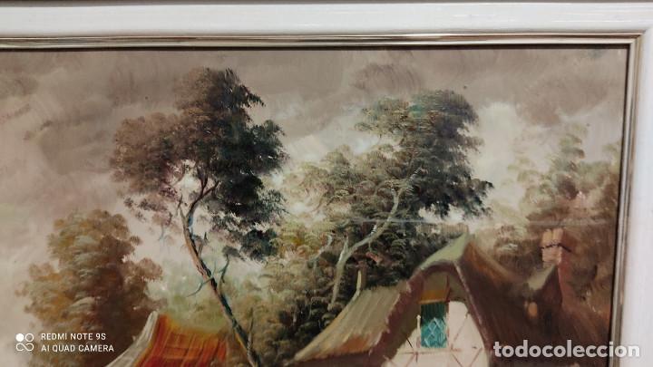 Arte: cuadro pintura al oleo - Foto 4 - 253898025