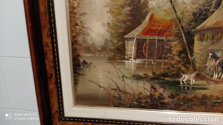 Arte: cuadro pintura al oleo - Foto 5 - 253898025